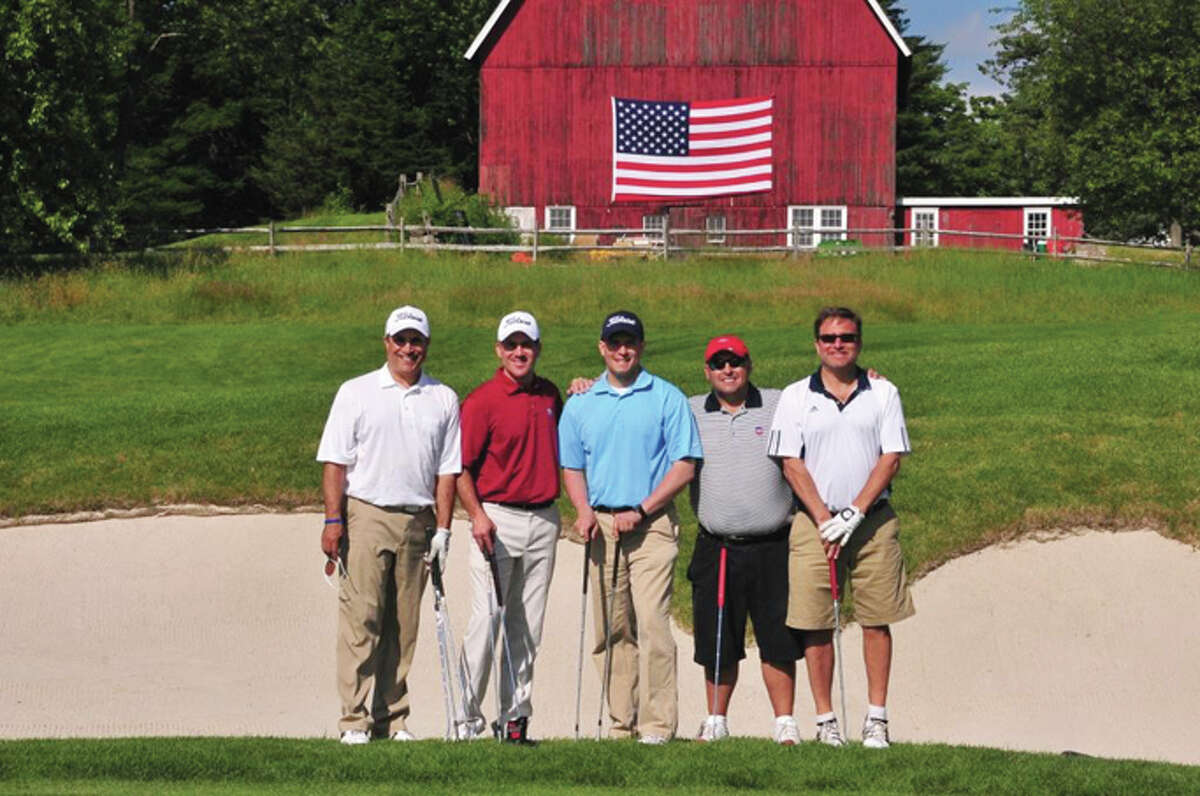 Rolling Hills Country Club hosted its second annual Folds of Honor golf tournament Monday to support scholarships for children of men and women injured or killed in the military. The event raised more than $35,000 last year.