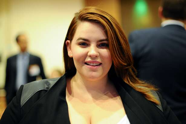 Model Tess Holliday attends Dinner With A Cause 18th Annual Gala at JW Marriott Los Angeles at L.A. LIVE on October 15, 2015 in Los Angeles, California.