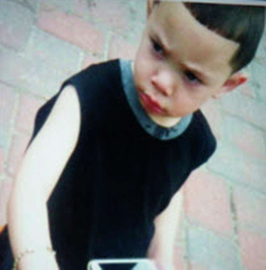 """This undated photo released by the Rhode Island State Police through the Amber Alert website shows two-year-old Isaiah Perez. Two men were arrested in a double homicide and the abduction of Perez from a Rhode Island home, while police continued Sunday Aug. 11, 2013 to search """"any place and every place"""" for the child, local police said. (AP Photo) / Rhode Island State Police via Amber Alert"""