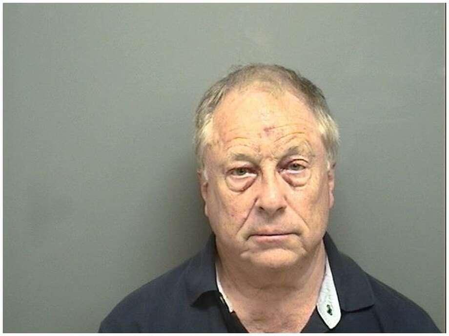 Hollis Ross, Darien arrest, Sunday, Aug. 11, 2013.