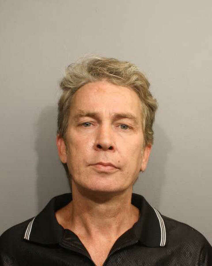 This booking photo provided by the Wilton Police Department shows Vincent M. Waldron of Floral Park, N.Y. Waldron is accusedexposing himself to a 15-year-old girl while visiting family in June.