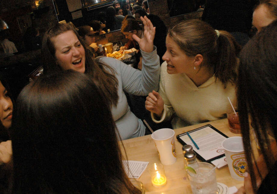 Trivia Nights: Go alone or with a friend and ask to join a trivia team that's already there. It's a fun way to meet interesting people in a mentally-stimulating environment.Where and when: City Beer Hall (Howard Street) on Tuesdays, Graney's Stout (Broadway in Albany) on Wednesdays and Pearl Street Pub (North Pearl St) on Fridays. Find many more trivia night locations here. Photo: MICHAEL P. FARRELL / DG