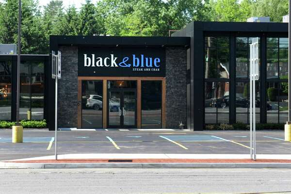 Exterior of Black and Blue Steak and Crab restaurant on Western Ave. Tuesday, May 31, 2016 in Albany, N.Y. (Lori Van Buren / Times Union)