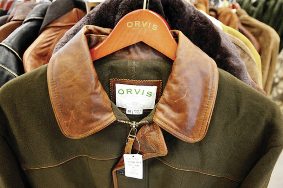 The new Orvis location on Westport Avenue in Norwalk.Hour photo / Erik Trautmann / (C)2013, The Hour Newspapers, all rights reserved