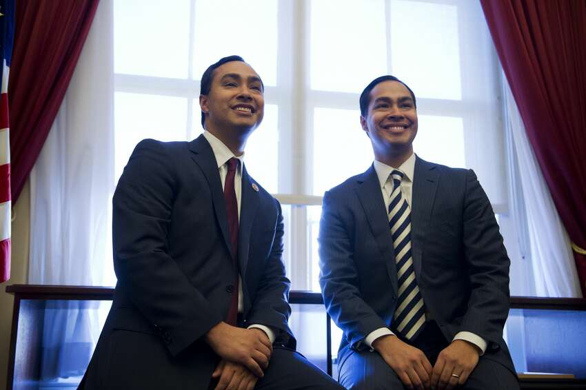 U.S. Rep. Joaquin Castro is state convention chairman and his twin brother, U.S. HUD Secretary Julian Castro will speak Friday night at the Alamodome. Manny Garcia, deputy executive director of the Texas Democratic Party, said Julian Castro will be the