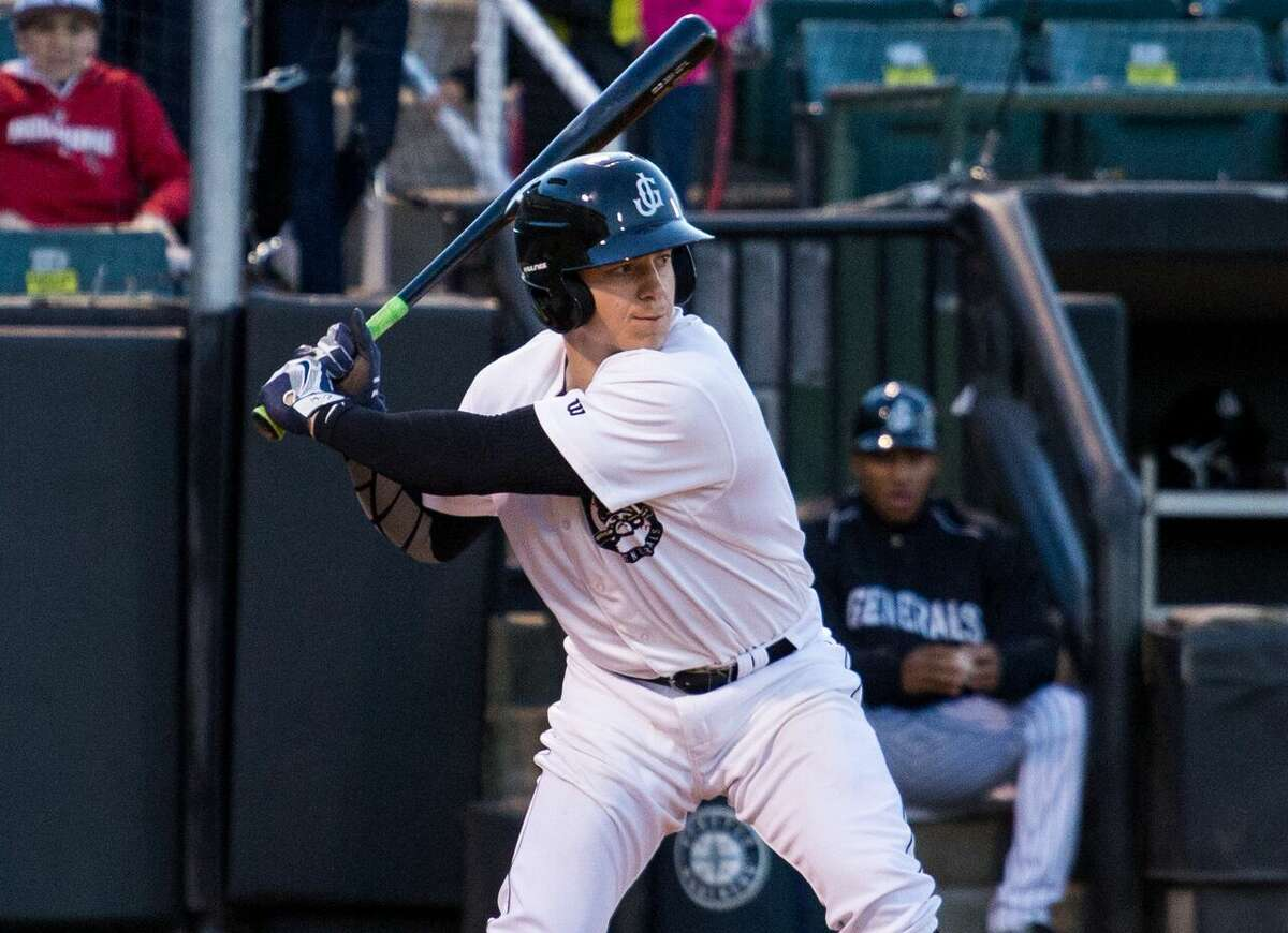 2. Tyler O'Neill Age: 20 | Left fielder | Jackson Generals (AA) 2016 stats: 64 games, .320 batting average, .382 on-base percentage, .552 slugging percentage, 18 doubles, two triples, 12 homers, 54 RBIs, 25 walks, 65 strikeouts Notes: O'Neill has been on a tear in his first season with the Generals, cutting down on his strikeouts after punching out 137 times last season in Bakersfield. The Maple Ridge, B.C., product's willingness to