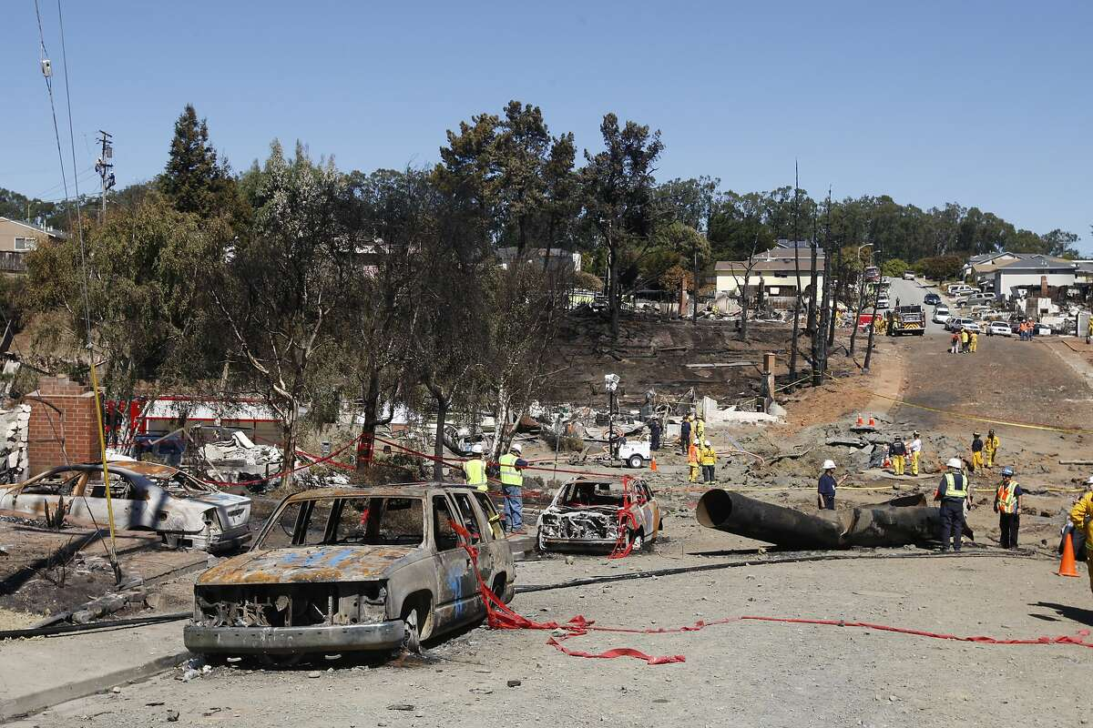 PG&E could sell its troubled gas operations. The gas division was found responsible for a deadly 2010 blast in San Bruno.
