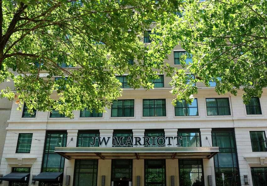 The J.W. MarriottLocation : 806 Main St. Website: marriott.com