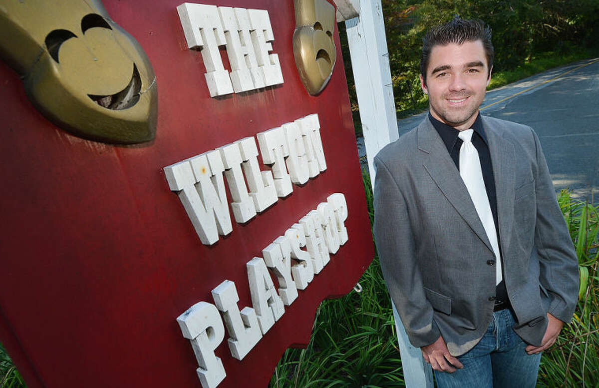 """Michael Dominick, community relations manager for Connecticut's Make-A-Wish Foundation, will perform his one-man show,"""" A Night at The Sands,"""" at The Wilton Playshop on Thursday, Aug. 29."""