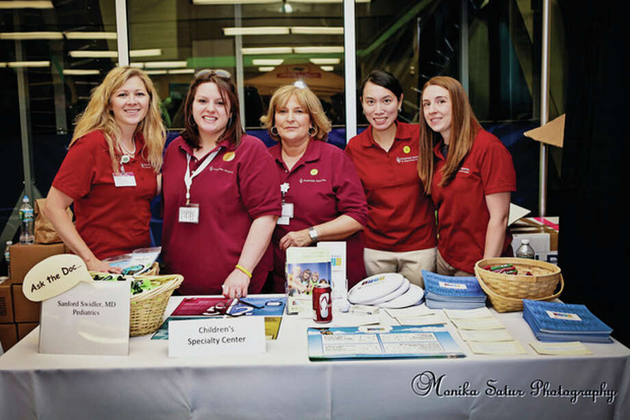 Stamford Hospital health professionals will provide free health screenings and educational information at the upcoming Stamford Hospital Health Wellness & Sports Expo 2013 at Chelsea Piers Connecticut, Sept. 21 and 22. Contributed photo by Monika Satur Photography