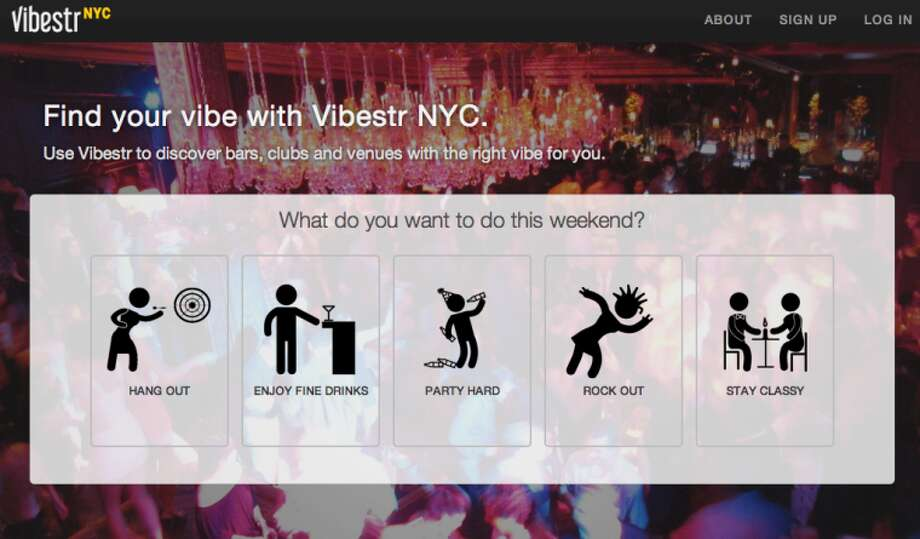 Find your vibe with Vibestr!