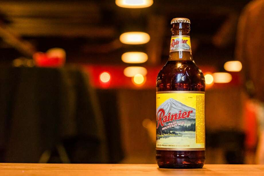 Rainier's new Pale Mountain Ale will be on sale this week. Just be prepared for the fact that it won't be cheap like the old Rainier we're all used to; the suggested retail price is $11.99. Photo courtesy Rainier Brewing Company. Photo: Courtesy Rainier Brewing Company