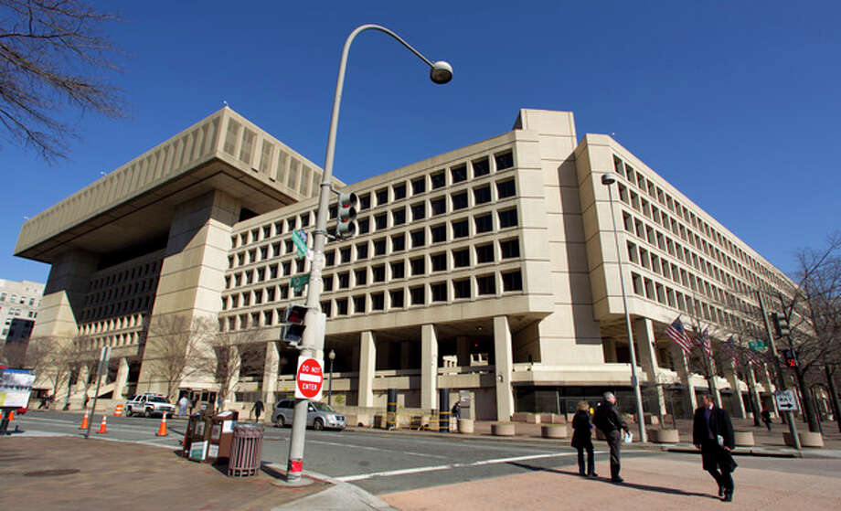 Ap photoThis Feb. 3, 2012 file photo shows Federal Bureau of Investigation (FBI) headquarters in Washington. Just six blocks from the White House, the FBI's hulking headquarters overlooking Pennsylvania Avenue has long been the government building everyone loves to hate. / AP
