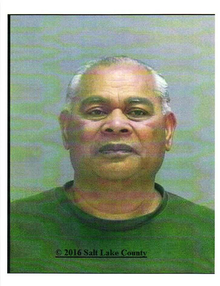 Latu Kamisese Lavaki, 59, was arrested Tuesday, June 14, 2016, on suspicion of molesting at least five girls between 1985 and 2006, police said.