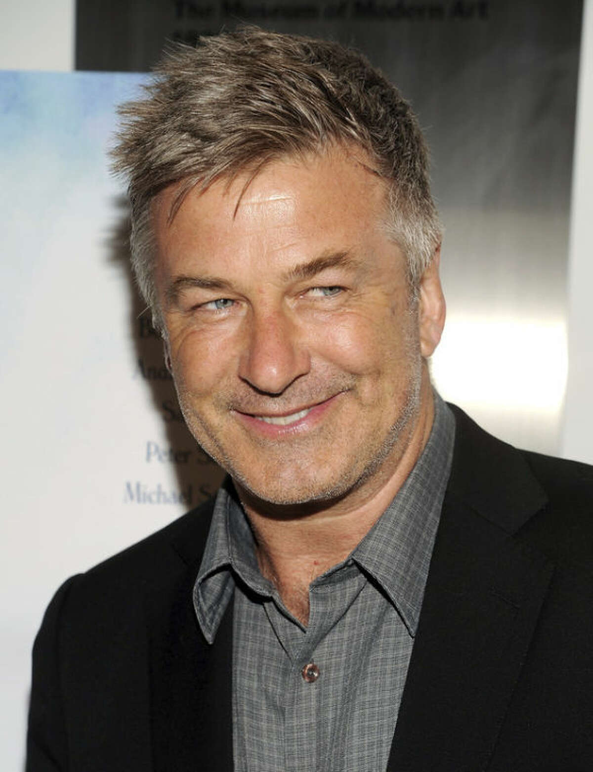 FILE - This July 22, 2013 file photo shows actor Alec Baldwin at the premiere of