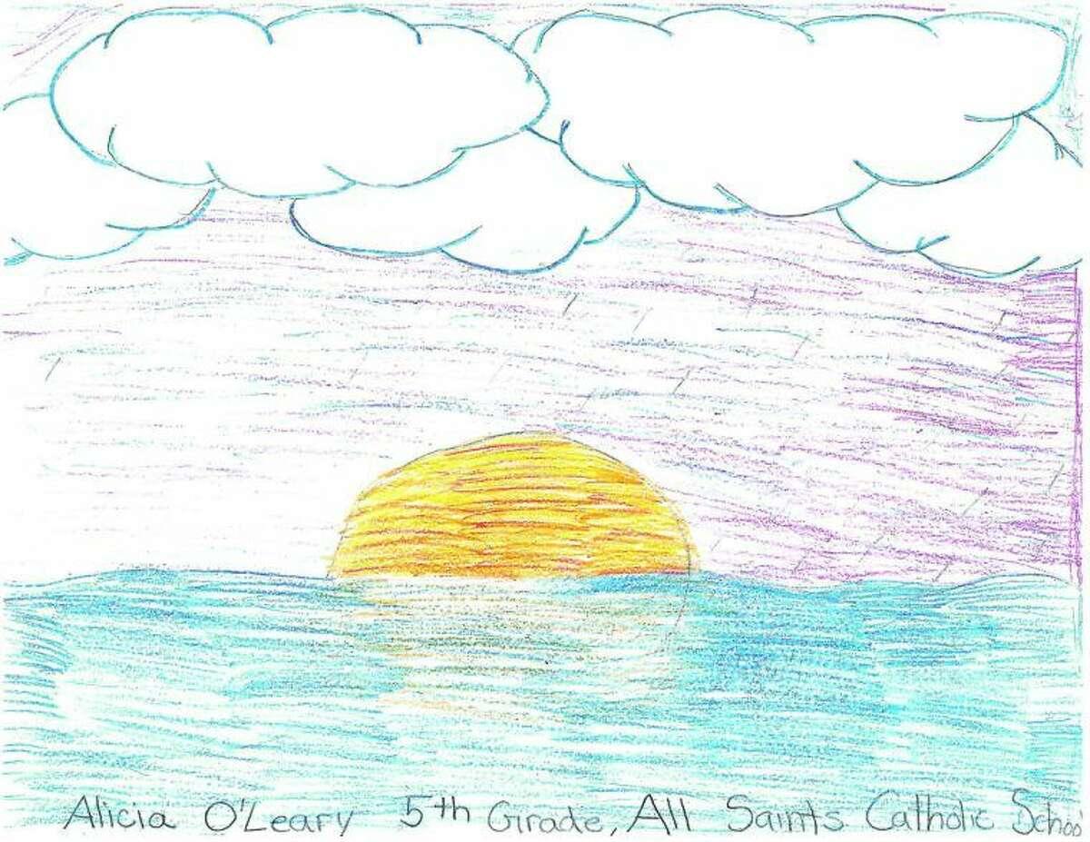 Alicia O'Leary, Fifth Grade, All Saints Catholic School