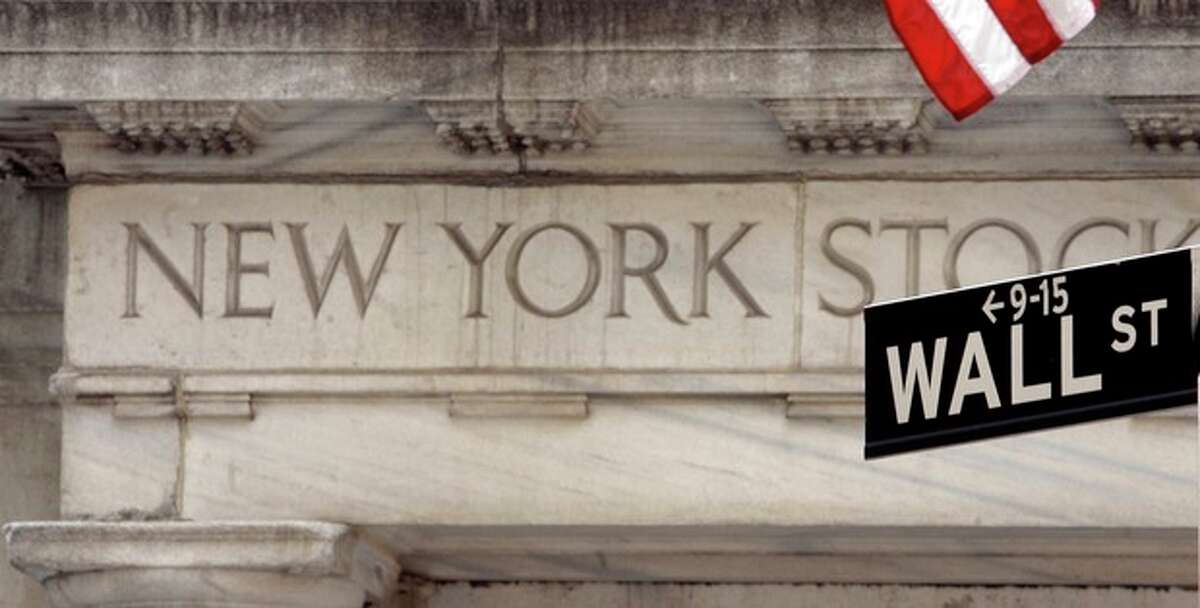 AP photo A Wall Street sign is seen at an entrance to the New York Stock Exchange.