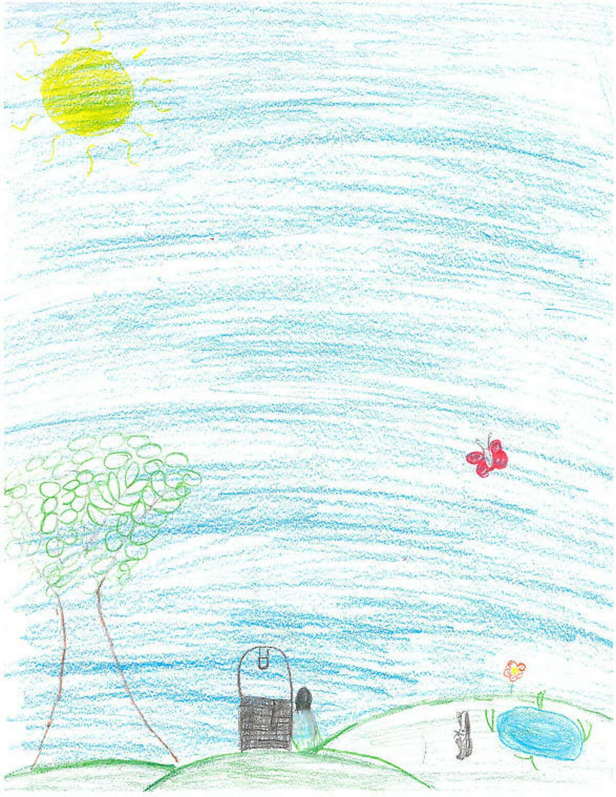 Lexus Felder, Grade 5, Side by Side Charter School