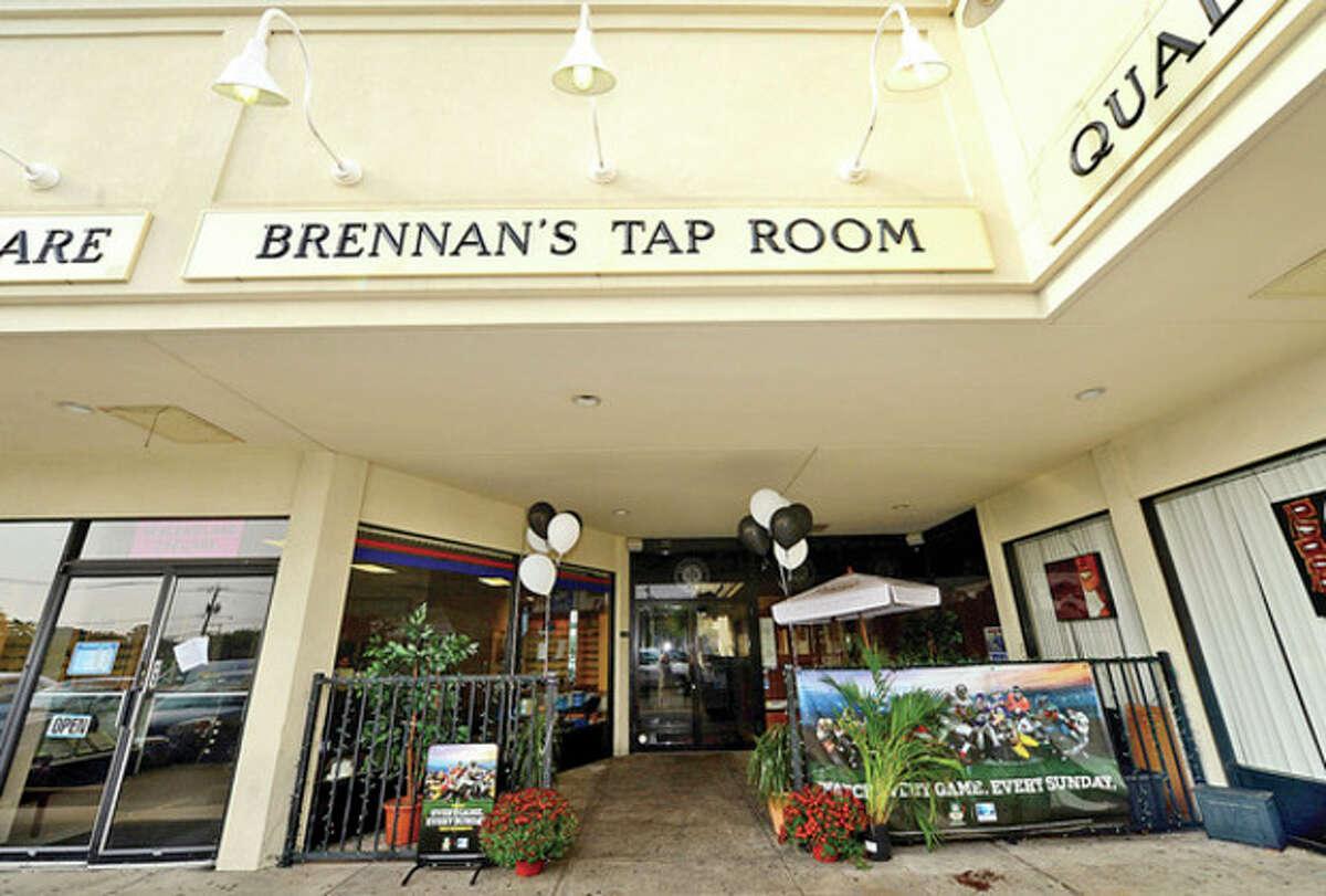 Brennan's Tap Room on CT Ave opens. Hour photo / Erik Trautmann