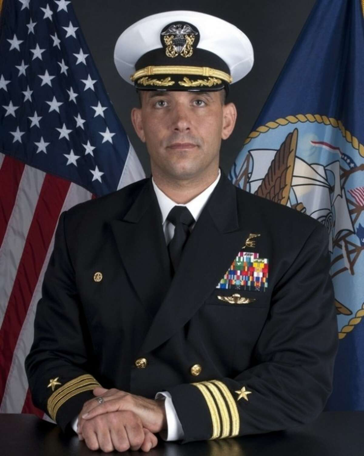 This undated photo provided by the U.S. Navy shows Navy SEAL Cdr. Job W. Price. U.S. military officials are investigating the apparent suicide of Price, 42, of Pottstown, Pa., who died Saturday of a non-combat-related injury while supporting stability operations in Uruzgan Province, Afghanistan. (AP Photo/U.S. Navy)