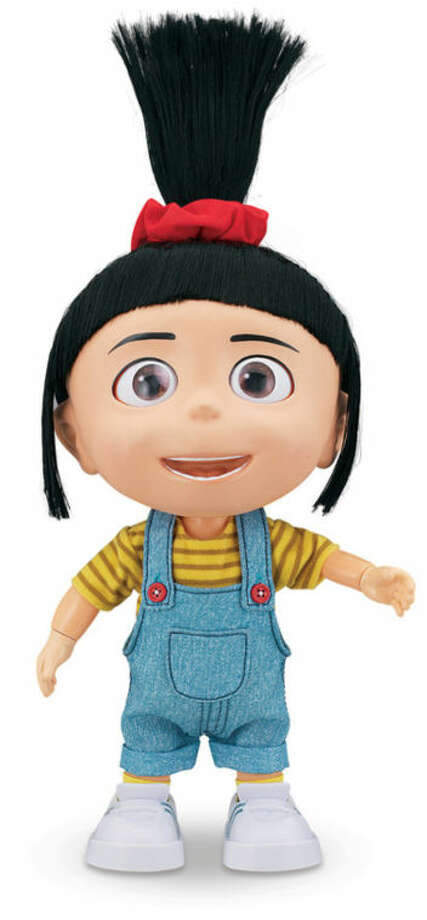 This undated image provided by Toys R Us shows the Despicable Me 2 Agnes toy. The Despicable Me 2 Agnes toy made the Toys R Us' list of the best holiday toys for 2013. (AP Photo/Toys R Us)