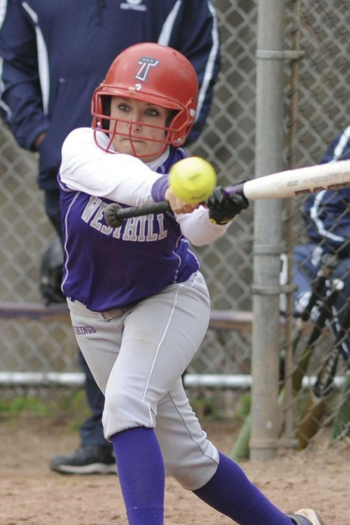 Allie Souza Center field