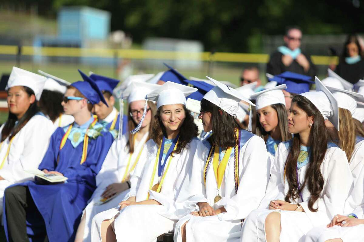 Frank Scott Bunnell High School held it's fifty sixth annual commencement ceremony June 15, 2016 in Stratford, Conn.