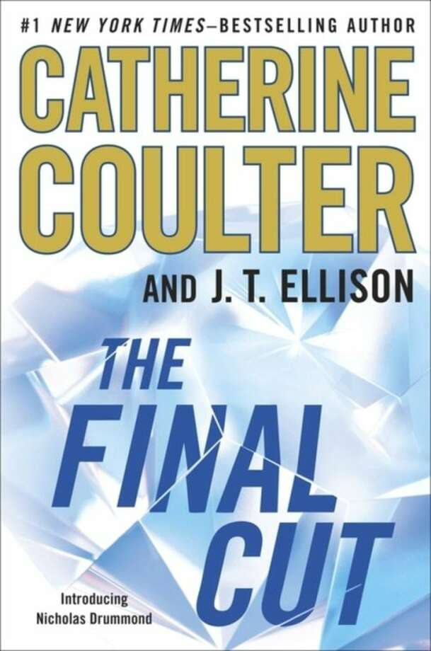 "This book cover image released by Putnam shows ""The Final Cut,"" by Catherine Coulter and J.T. Ellison. (AP Photo/Putnam)"