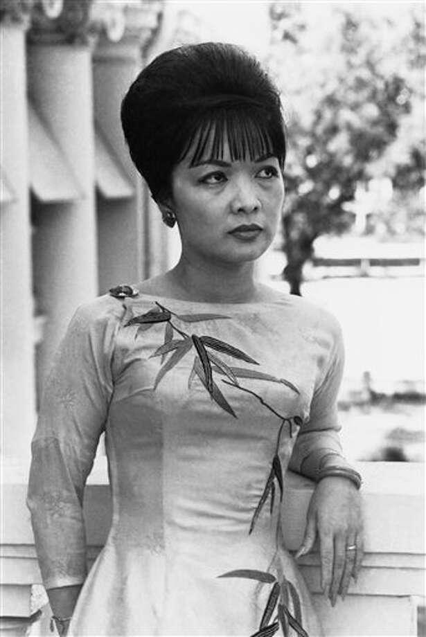 Madame Ngo Dinh Nhu Tran Le Xuan The Hour