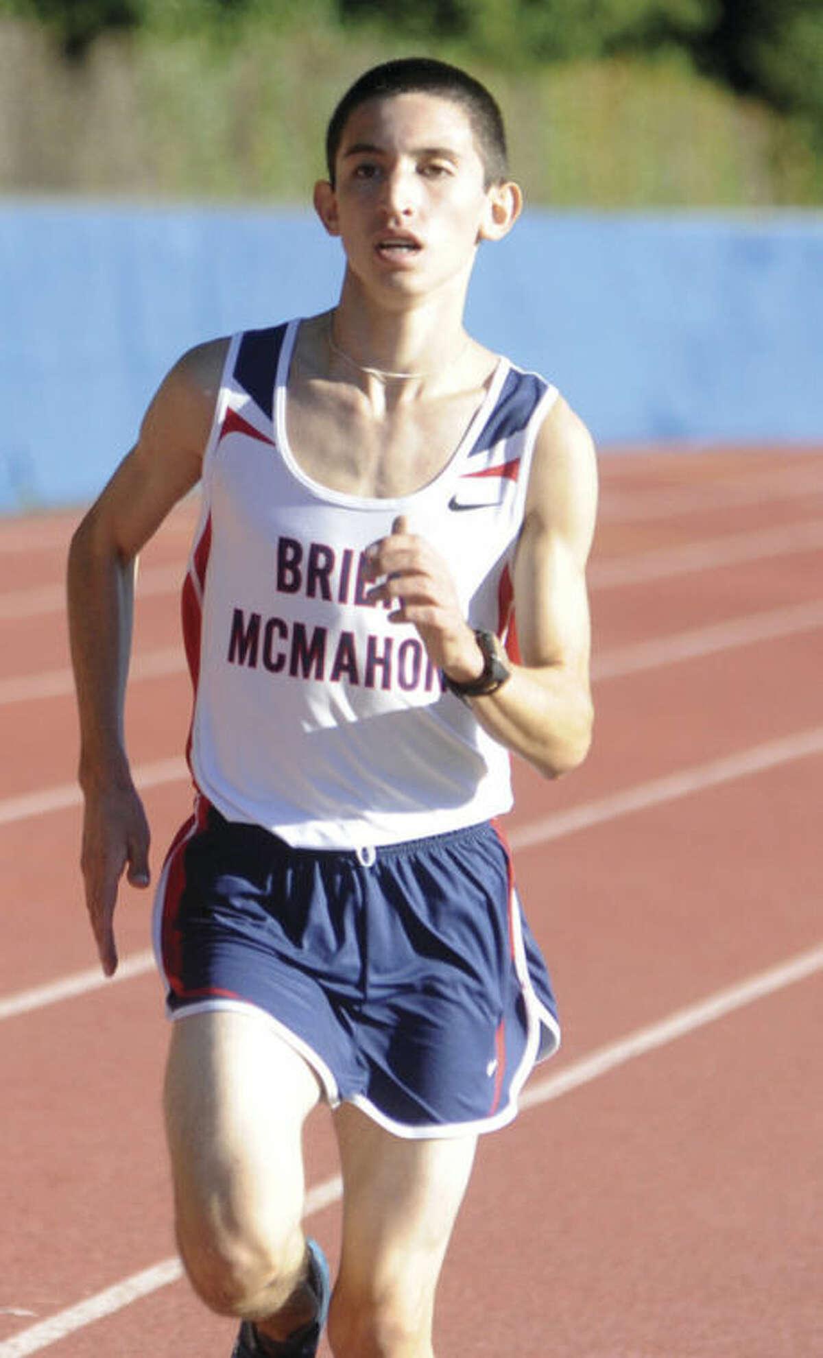 Eric Van Der Els. BMHS winner, Hour photo/Matthew Vinci