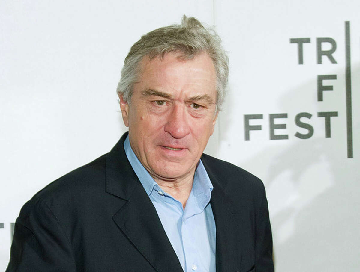 FILE - In this April 27, 2013 file photo, actor Robert De Niro attends