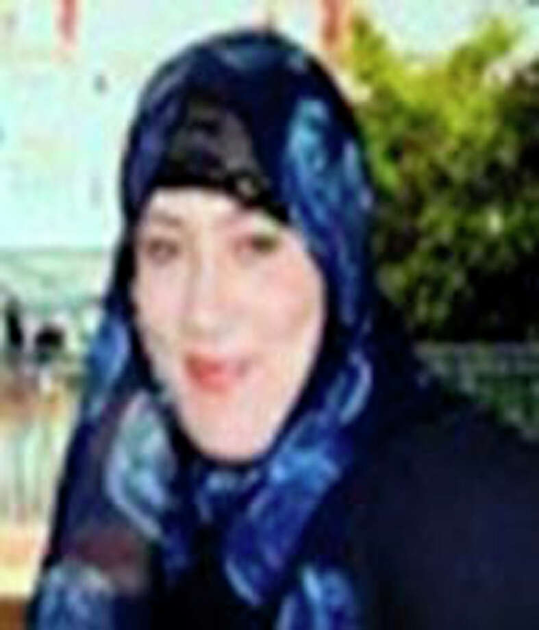 "Undated image provided by Interpol shows Samantha Lewthwaite. Interpol has issued an arrest notice for Samantha Lewthwaite, the fugitive Briton whom news media have dubbed the ""white widow."" The international police agency says the notice was issued at the request of Kenya, where she is wanted on charges of possessing explosives and conspiracy to commit a felony in December 2011. (AP Photo/Interpol, File) / Interpol"
