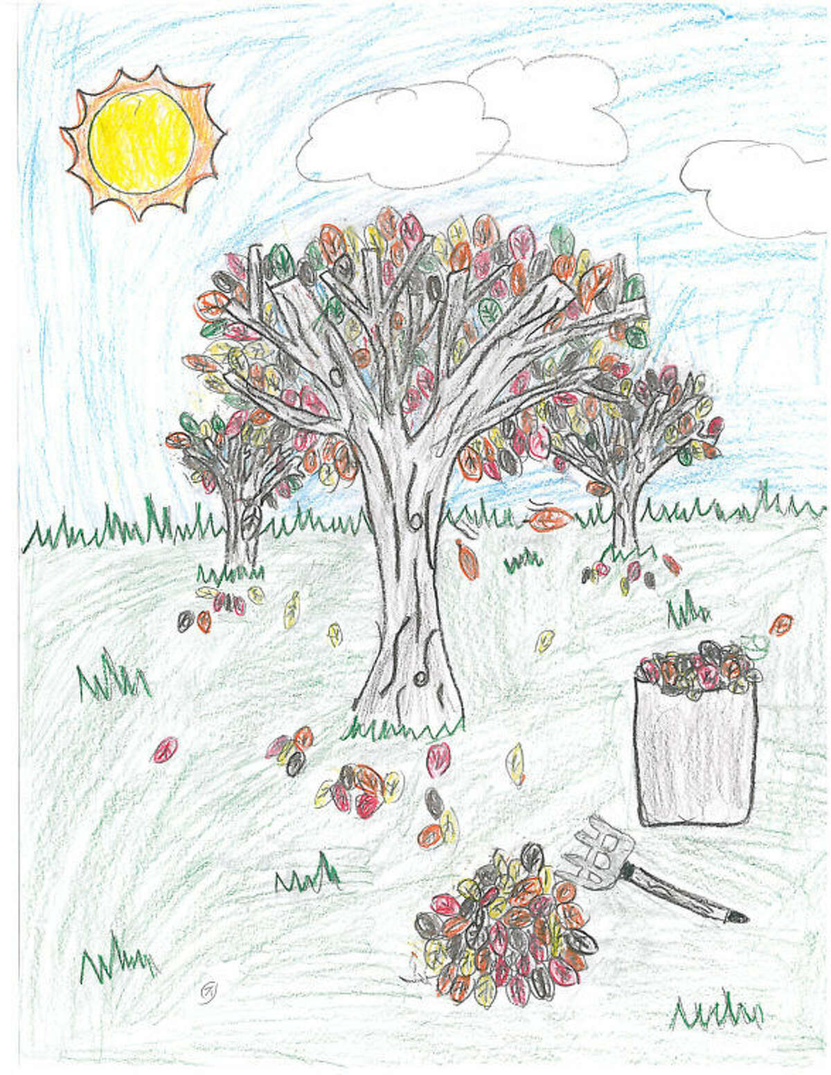 Nayeli Olivia-Reyes Grade 5 Side by Side Charter School