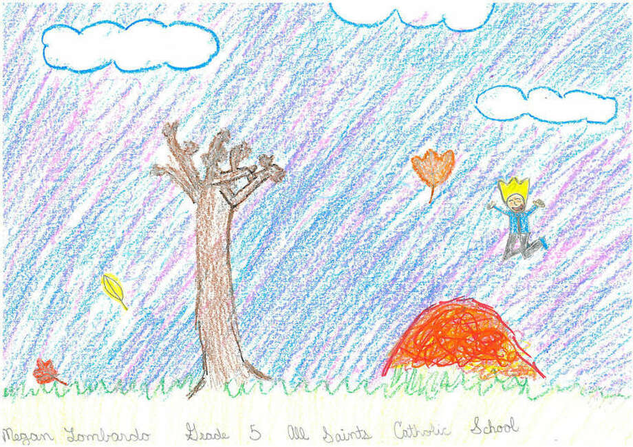 Megan LombardoGrade 5All Saints Catholic School