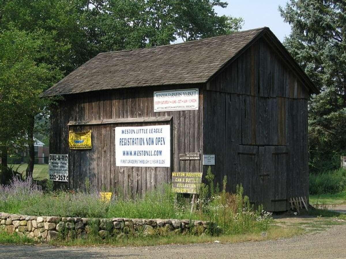 Weston Onion Barn