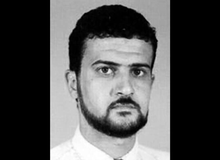 This image from the FBI website shows Anas al-Libi. Gunmen in a three-car convoy seized Nazih Abdul-Hamed al-Ruqai, known by his alias Anas al-Libi, an al-Qaeda leader connected to the 1998 embassy bombings in eastern Africa and wanted by the U.S. for more than a decade outside his house Saturday in the Libyan capital, his relatives said. (AP Photo/FBI) / FBI