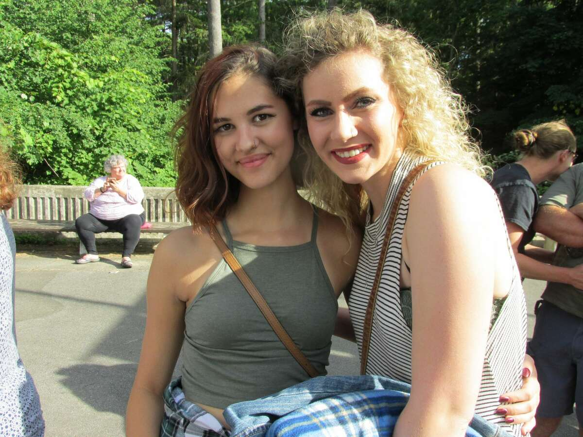 Were you Seen at the sold-out Mumford & Sons concert at SPAC in Saratoga Springs on Wednesday, June 15, 2016?