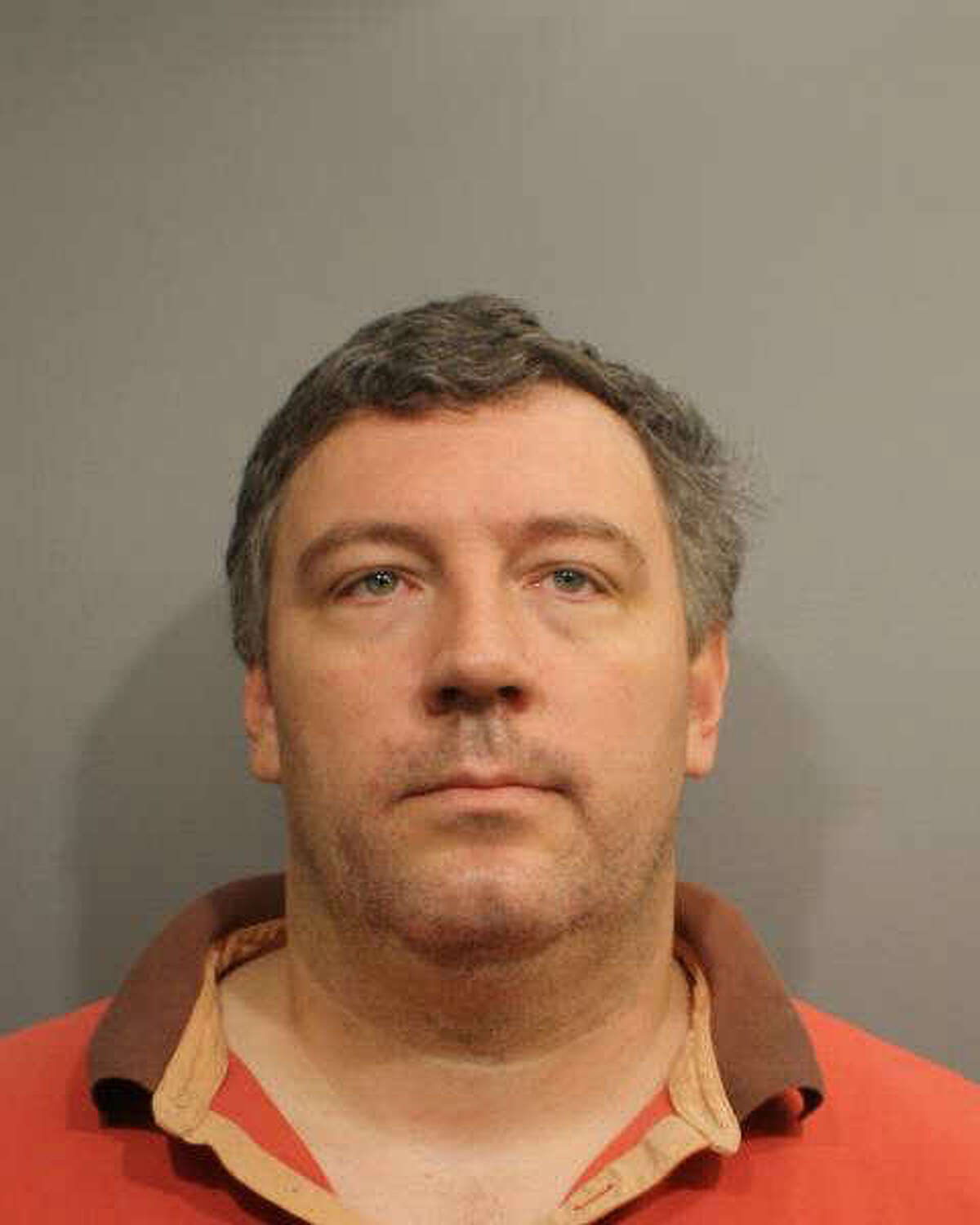 This photo provided by the Wilton Police Department shows James Burleson. Burleson was arrestedlast week for allegedly threatening to shoot officers after calling police to report his car was stolen.