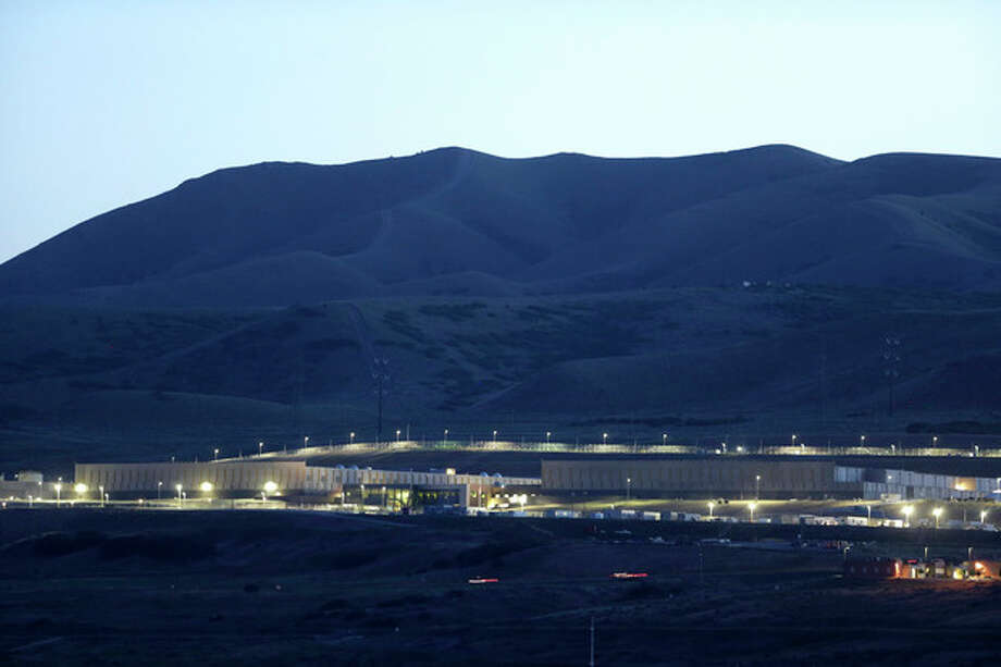 FILE - A Monday, June 10, 2013, file photo, shows Utah's NSA Data Center in Bluffdale, Utah. Electrical failures are complicating the opening of the National Security Agency's largest data storage center. (AP Photo/Rick Bowmer, File) / AP