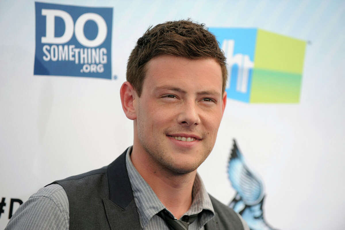 Ap photo This Aug. 19, 2012 file photo shows actor Cory Monteith at the 2012 Do Something awards in Santa Monica, Calif.