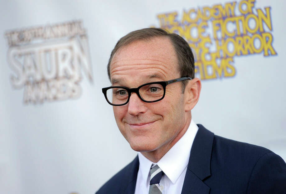 "FILE - In this June 26, 2013 file photo, actor Clark Gregg poses at the 39th Saturn Awards at The Castaway, in Burbank, Calif. Five years ago, Gregg played Agent Phil Coulson for the first time as a small role in the Robert Downey Jr. romp ""Iron Man."" Now, after gaining an ever-higher profile as Coulson in subsequent projects including last year's mega-hit ""The Avengers,"" Gregg has broken out as the star of ""Marvel's Agents of S.H.I.E.L.D.,"" the new ABC sci-fi thriller (airing Tuesdays at 8 p.m. EDT), which finds Coulson leading a hand-picked band of agents on their extra-special missions. (Photo by Chris Pizzello/Invision/AP, File) / Invision"