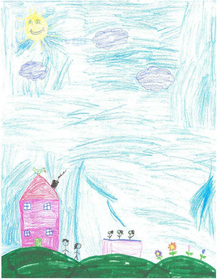 Kyra Goodwin Grade 5 Side by Side Charter School