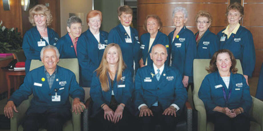 Norwalk Hospital elects the Volunteer Board / 2013