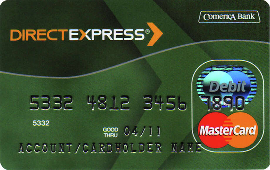 This undated handout image provided by the Social Security Administration shows a prepaid MasterCard debit card that Social Security and Supplemental Security Income recipients who do not have bank accounts have the option of getting with their benefits instead of a paper check. The annual cost-of-living adjustment, or COLA, is based on a government measure of inflation that will be released Wednesday, Oct. 30, 2013. (AP Photo/Social Security Administration) / Social Seccurity Administration