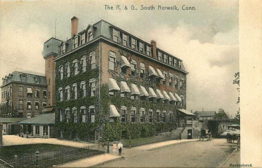 Norwalk R&G South Corset Factory 1910