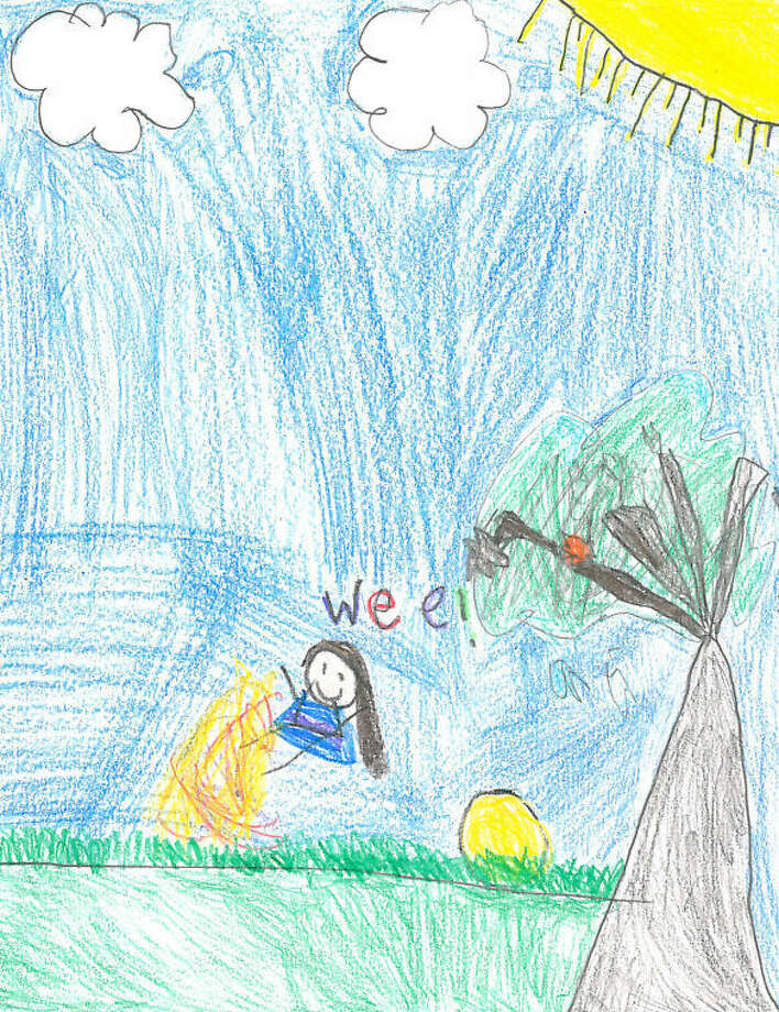 Allison Kale, age 7, All Saints Catholic School