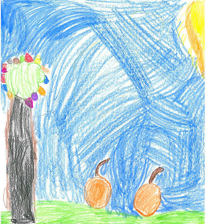 Victoria Rupar, Age 7, All Saints Catholic School