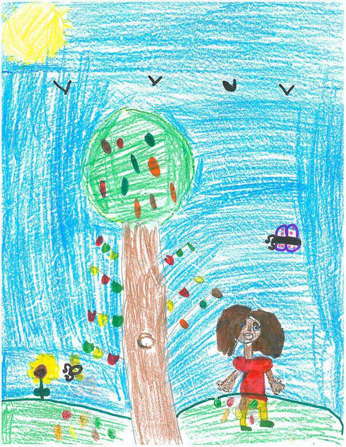 Leslie Romero, Grade 4, Kendall School