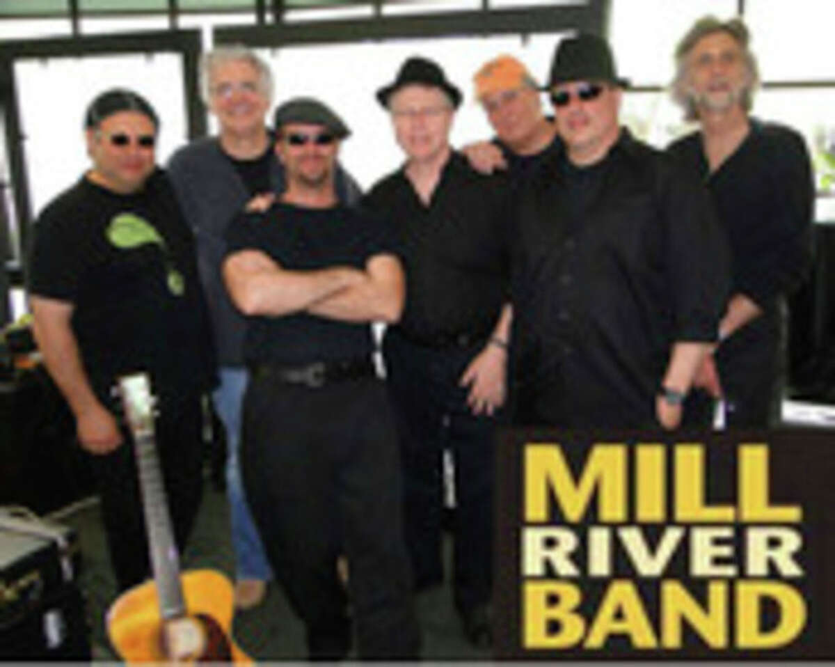 Contributed photo The Mill River Band will play a show to help feed the hungry in Fairfield, on Friday Nov. 22.