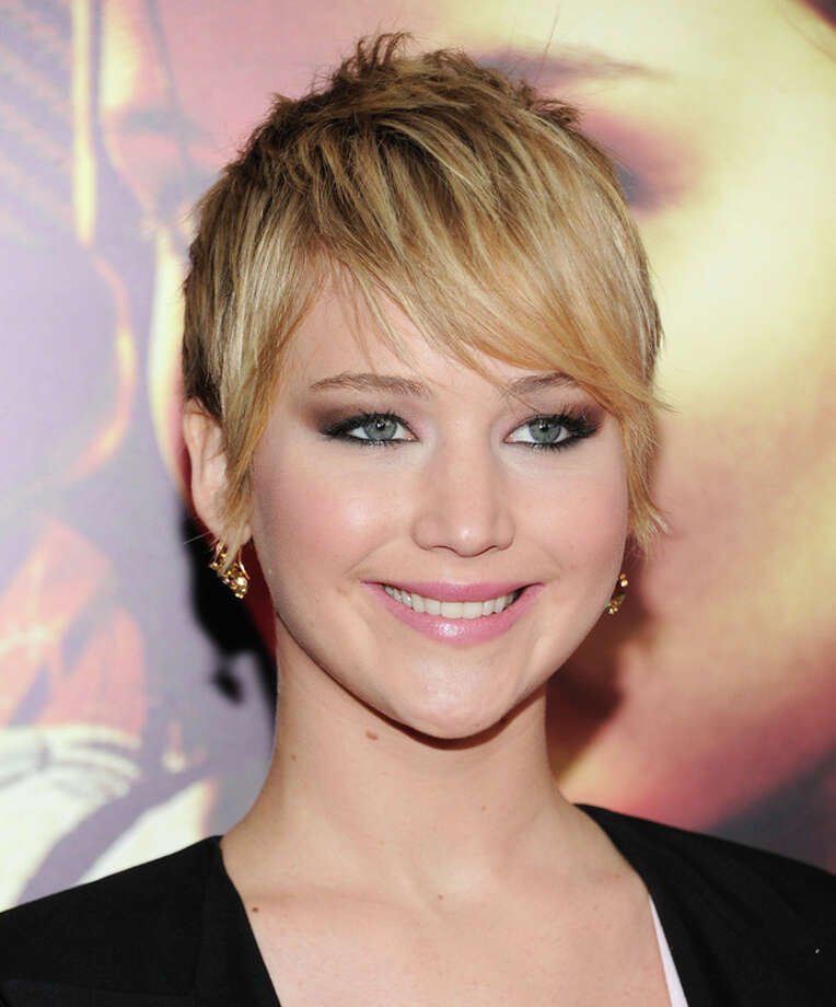 """Actress Jennifer Lawrence attends a special screening of """"The Hunger Games: Catching Fire"""" at AMC Lincoln Square on Wednesday, Nov. 20, 2013, in New York. (Photo by Evan Agostini/Invision/AP) / Invision"""
